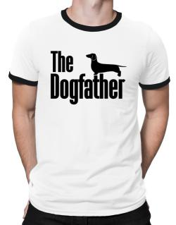 The dogfather Dachshund Ringer T-Shirt