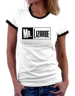 Mr. Lizarbe Women Ringer T-Shirt