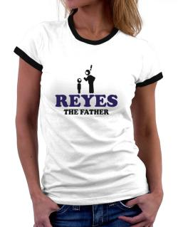 Reyes The Father Women Ringer T-Shirt