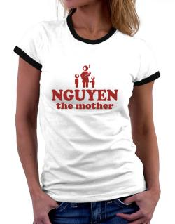 Nguyen The Mother Women Ringer T-Shirt