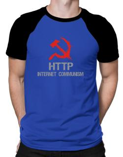 HTTP Internet for everyone Raglan T-Shirt