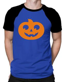 Belly pumpkin Raglan T-Shirt