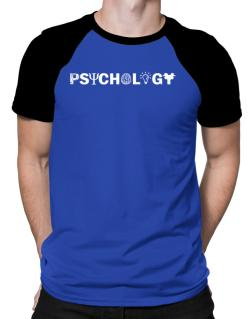 Psychology symbolism Raglan T-Shirt