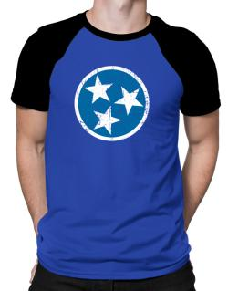Tennessee Flag Raglan T-Shirt