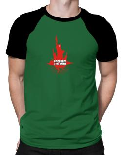 Freedom Is Not Impaired Raglan T-Shirt