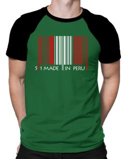 Polo Raglan de Made in Peru cool design