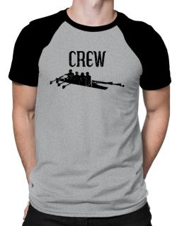 Crew rowing Raglan T-Shirt
