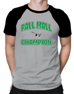 Pall Mall champion Raglan T-Shirt