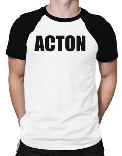 Acton Raglan T-Shirt