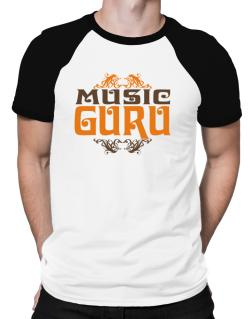 Music Guru Raglan T-Shirt