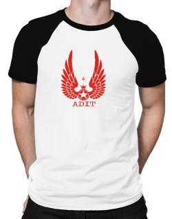 Adit - Wings Raglan T-Shirt
