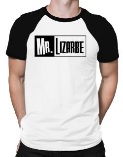 Mr. Lizarbe Raglan T-Shirt