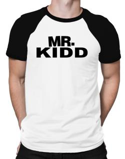 Mr. Kidd Raglan T-Shirt