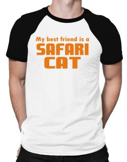 My Best Friend Is A Safari Raglan T-Shirt