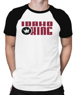 Idaho King Raglan T-Shirt