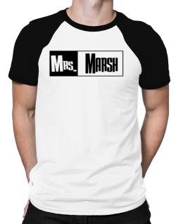 Mrs. Marsh Raglan T-Shirt