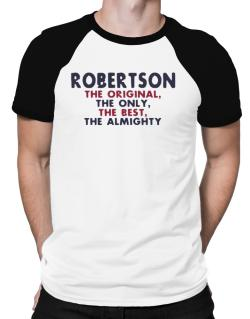 Robertson The Original Raglan T-Shirt