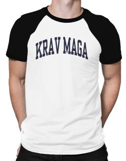 Krav Maga Athletic Dept Raglan T-Shirt