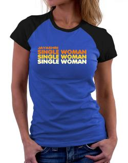 Jayashri Single Woman Women Raglan T-Shirt