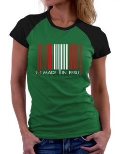 Made in Peru cool design  Women Raglan T-Shirt