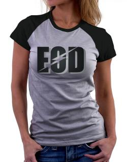 EOD explosive ordinance disposal Women Raglan T-Shirt