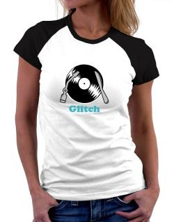 Glitch - Lp Women Raglan T-Shirt
