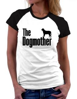 The dogmother Broholmer Women Raglan T-Shirt