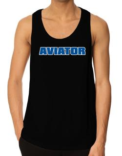 Aviator Tank Top
