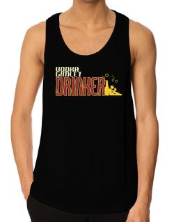 Vodka Gimlet Drinker Tank Top
