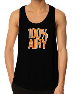 100% Airy Tank Top