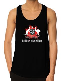 Australia Australian Rules Football / Blood Tank Top