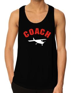 """ Aerobatics COACH "" Tank Top"