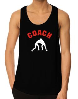 Wrestling Coach Tank Top