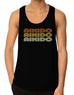 Aikido Retro Color Tank Top