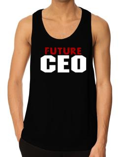 Future Ceo Tank Top
