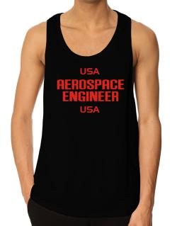 Usa Aerospace Engineer Usa Tank Top