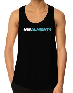 Aba Almighty Tank Top