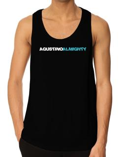 Agustino Almighty Tank Top