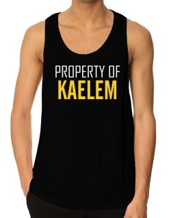 Property Of Kaelem Tank Top