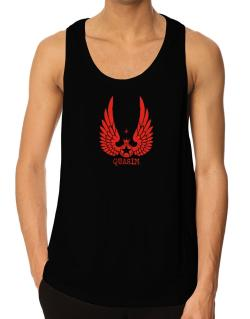 Quasim - Wings Tank Top