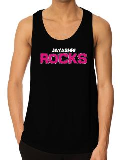 Jayashri Rocks Tank Top