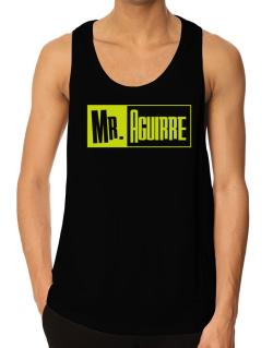 Mr. Aguirre Tank Top
