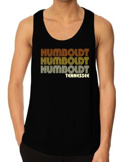 Humboldt State Tank Top
