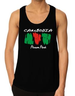 Brush Phnom Penh Tank Top