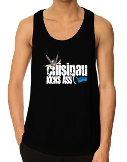 Chisinau Kicks Ass Tank Top