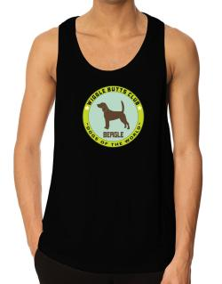 Beagle - Wiggle Butts Club Tank Top