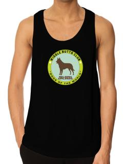 Belgian Malinois - Wiggle Butts Club Tank Top