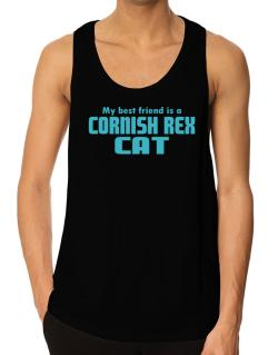 My Best Friend Is A Cornish Rex Tank Top