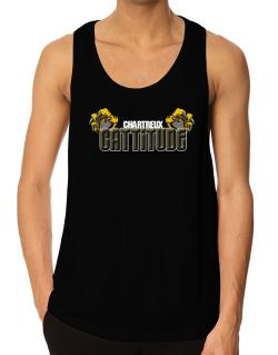 Chartreux Cattitude Tank Top