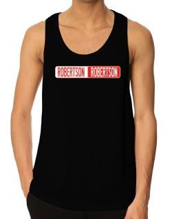 Negative Robertson Tank Top